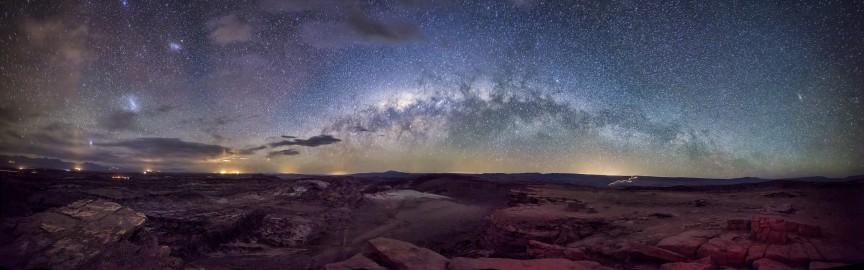 Milky-Way-over-Moon