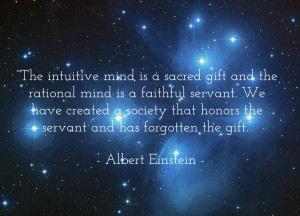 intuition-einstein